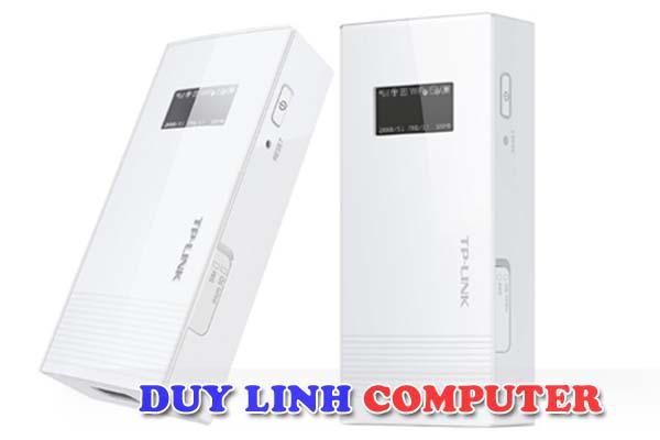 Wifi di động 3G, Pin sạc dự phòng 5200mAH TP-LINK M5360